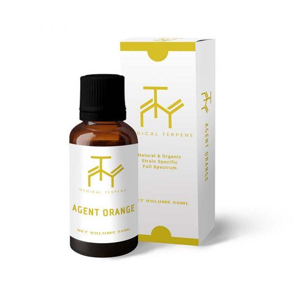 Medical Terpenes - Agent Orange (50 ml)