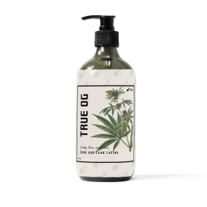 Lotion with Nano CBD