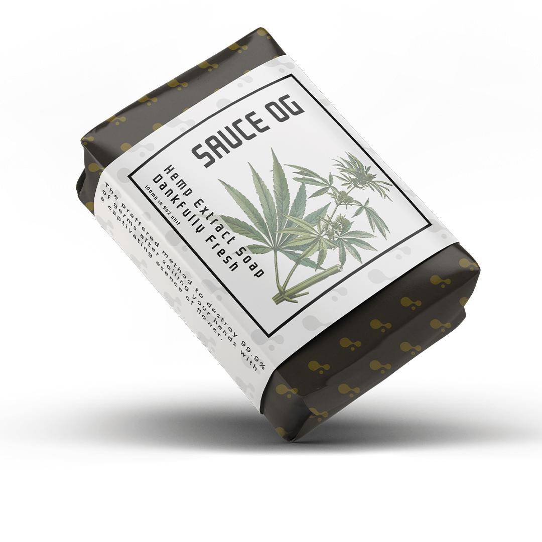 Buy Terpene Hemp Soap Bar Medical Terpenes